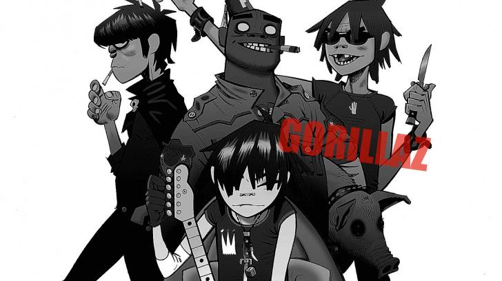 Gorillaz wallpaper
