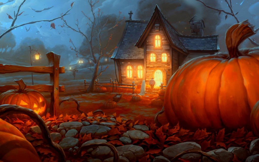 Halloween wallpapers4