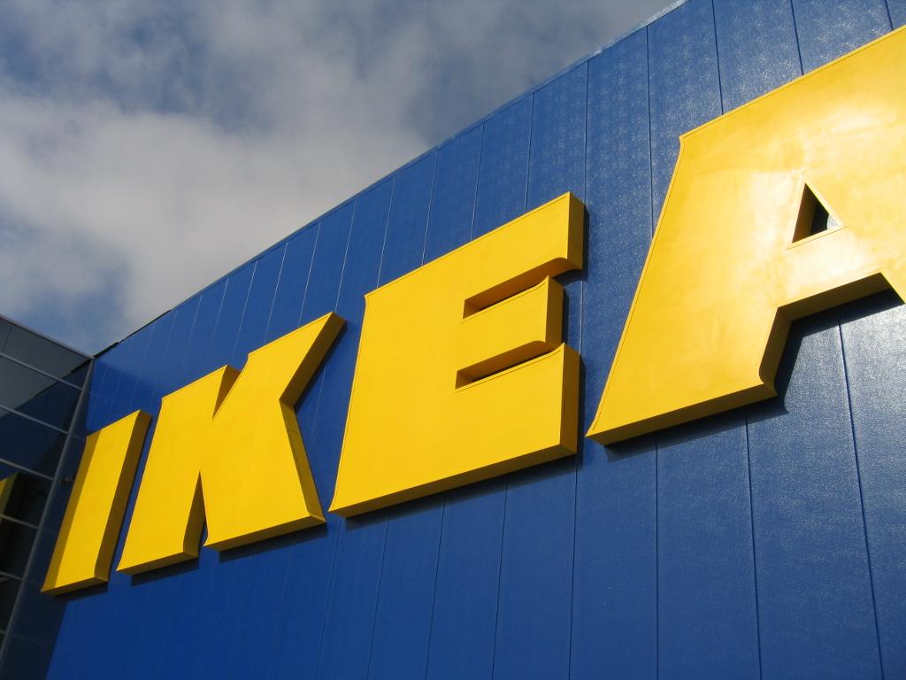 Ikea-wallpaper