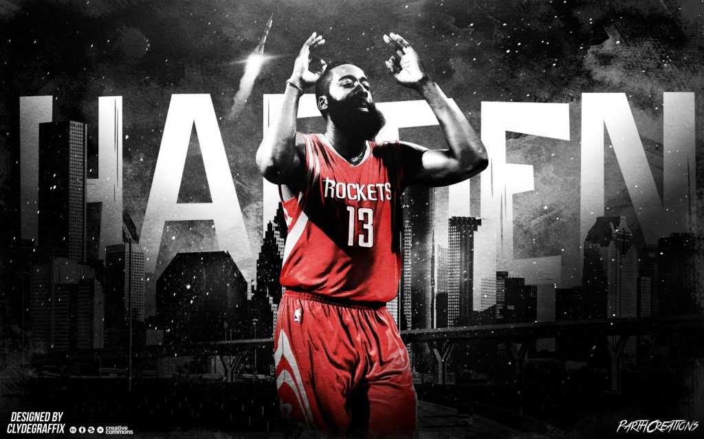 James Harden Wallpaper2