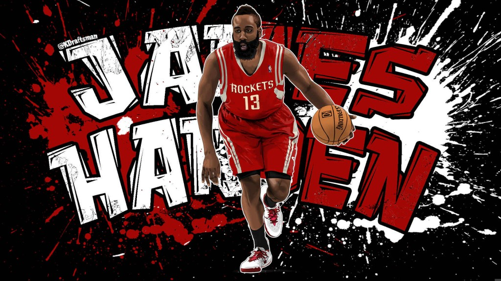 James Harden Wallpaper4