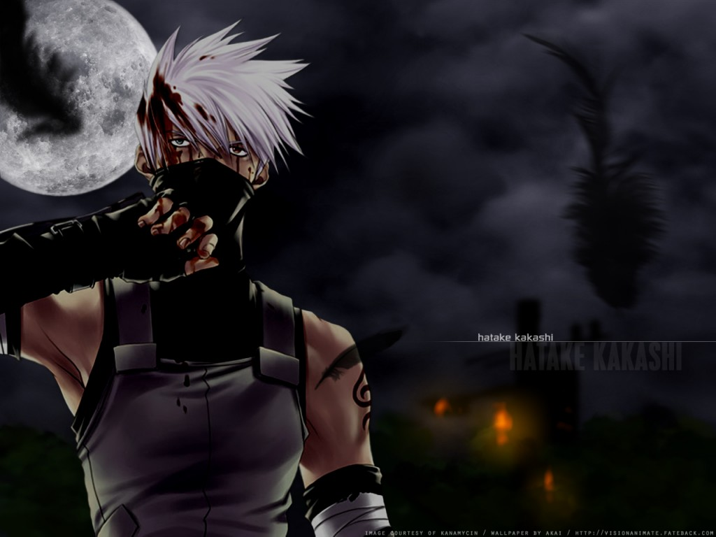 Kakashi Wallpaper3
