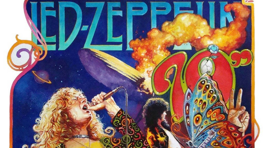 Led Zeppelin wallpaper