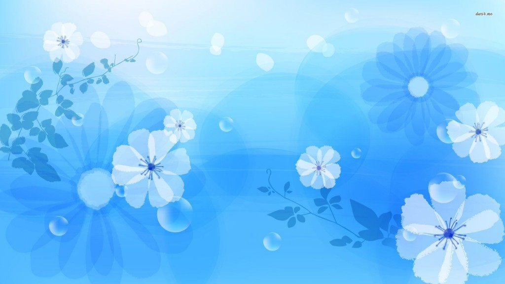 Light blue wallpaper4