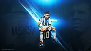 Lionel Messi tapetti HD