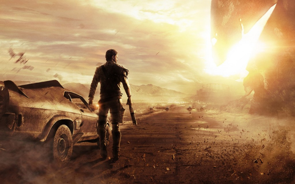 Mad max wallpaper
