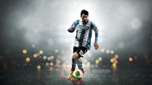 wallpapers Messi