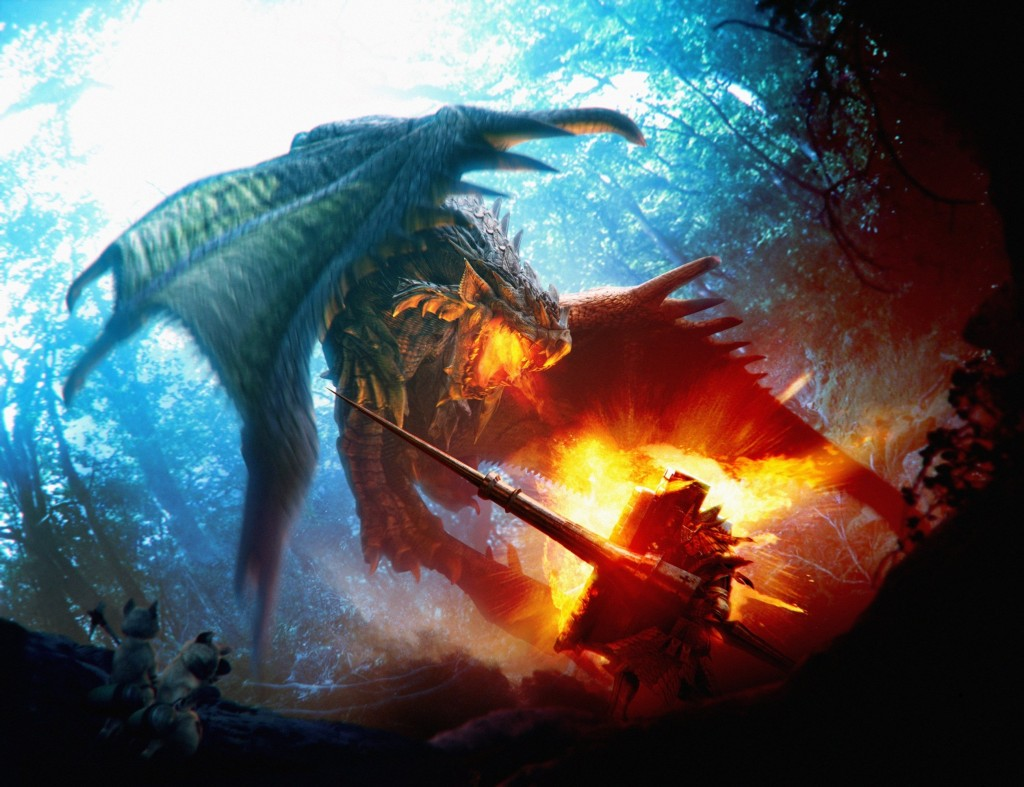 Monster Hunter wallpaper