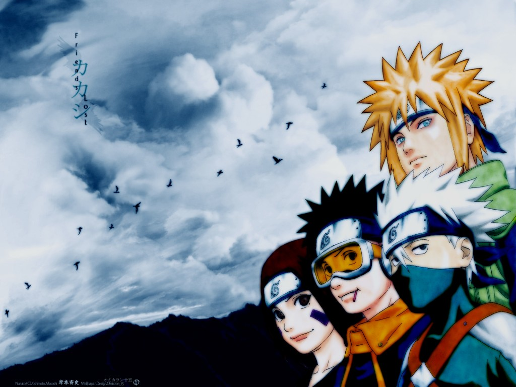 Naruto Tapeten hd3