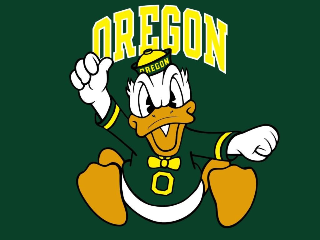 Oregon itik wallpaper3