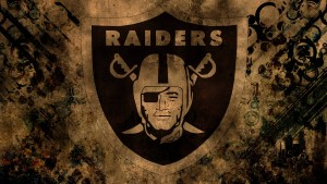 Raiders Tapete
