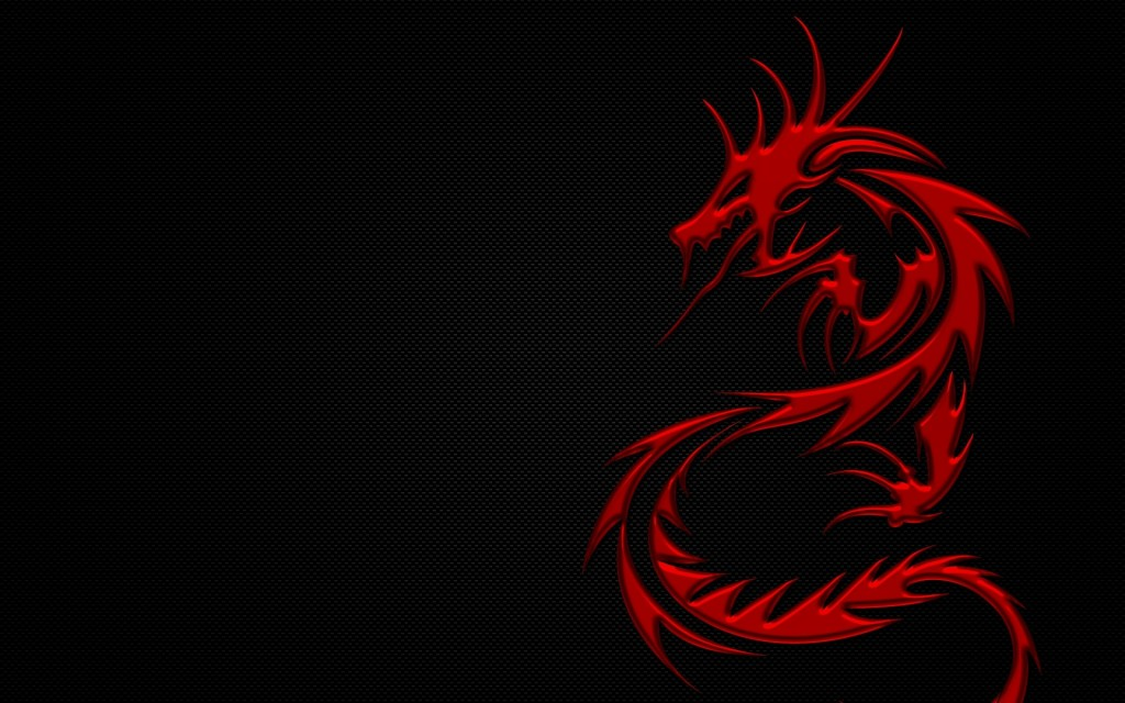 Red and black wallpaper3