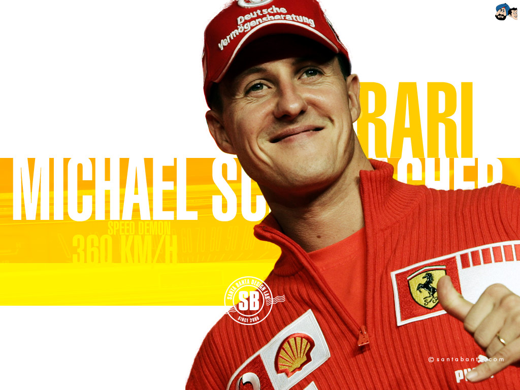 Schumacher wallpaper5