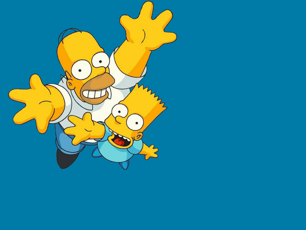Simpsons-wallpaper