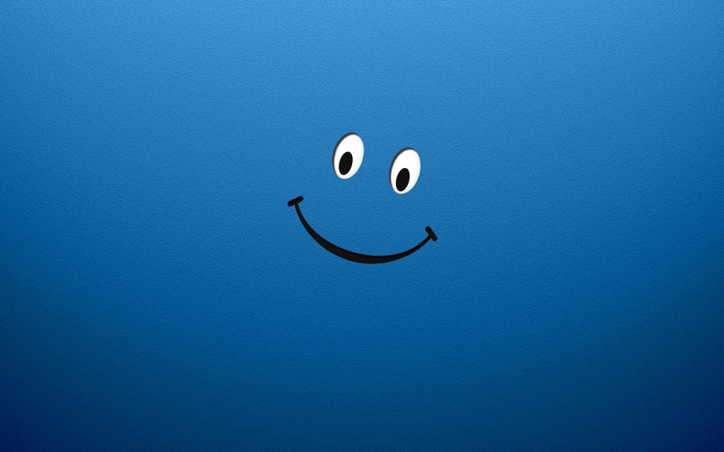Smile wallpaper4
