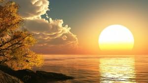 papel de parede Sun