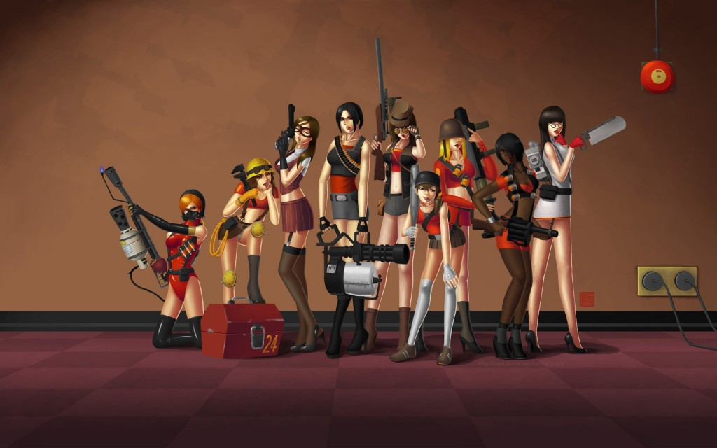 TF2 Wallpaper3