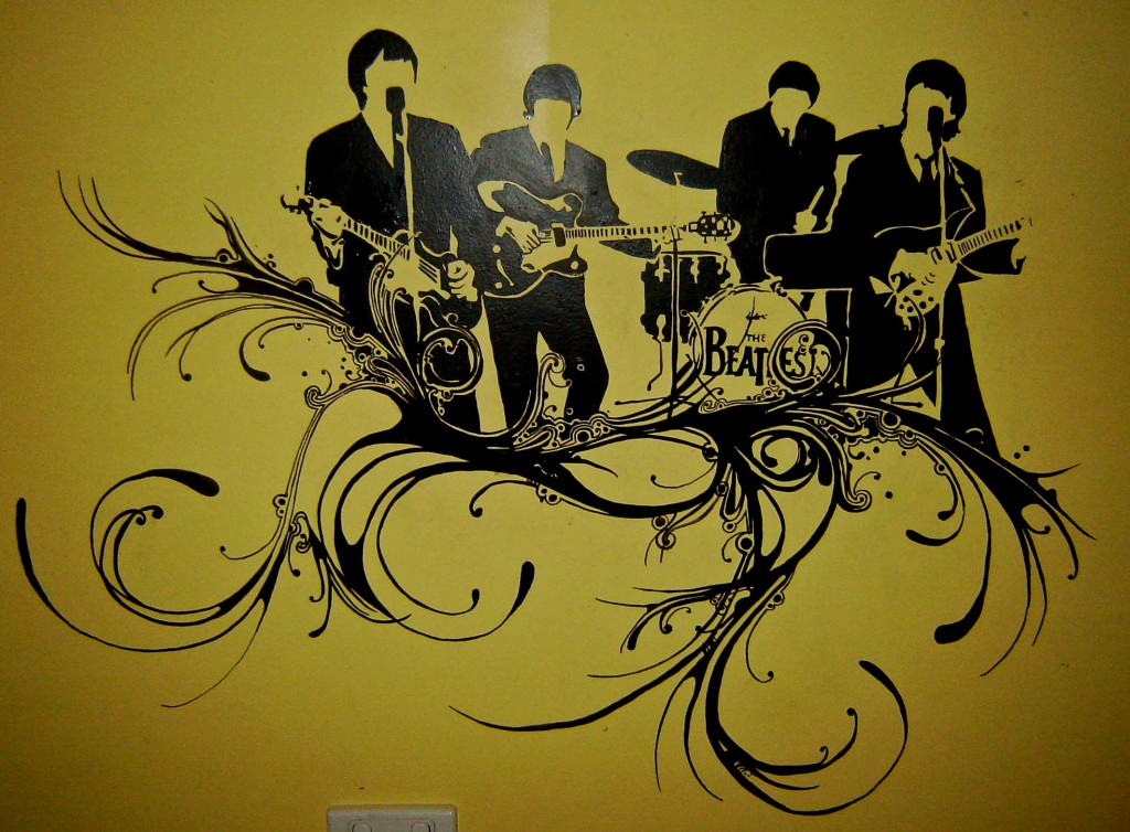 The beatles wallpaper4