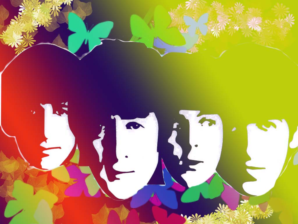 Die beatles Wallpaper5