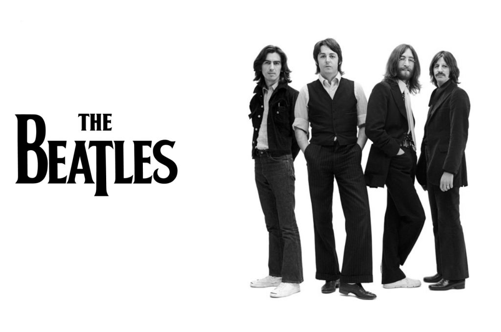 Die beatles Tapete