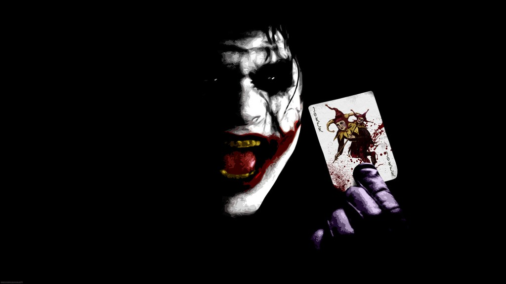 The joker wallpaper4