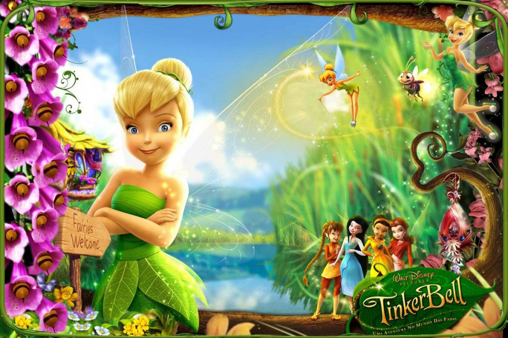 Tinkerbell wallpaper5