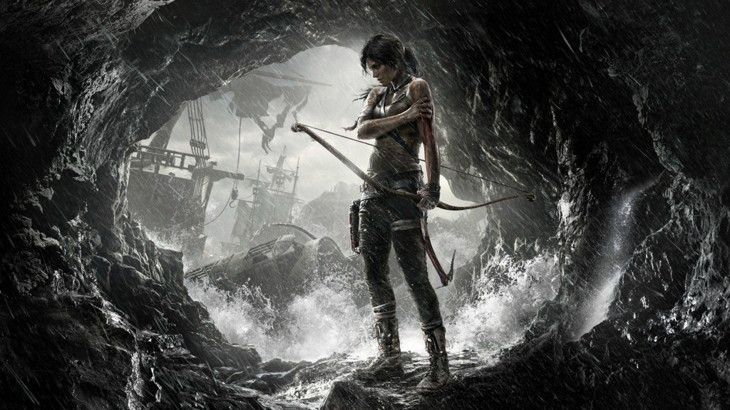Tomb Raider wallpaper2