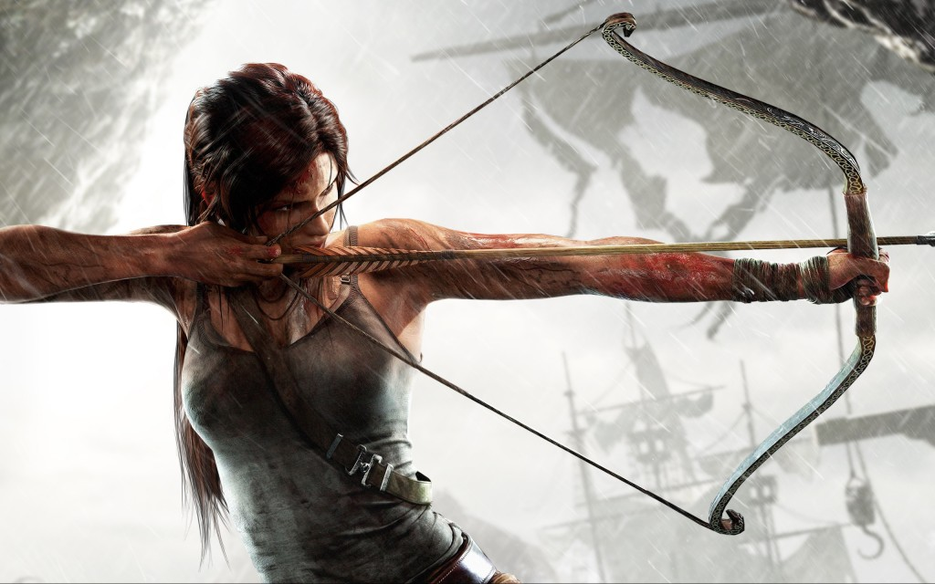 Tomb raider Wallpaper3