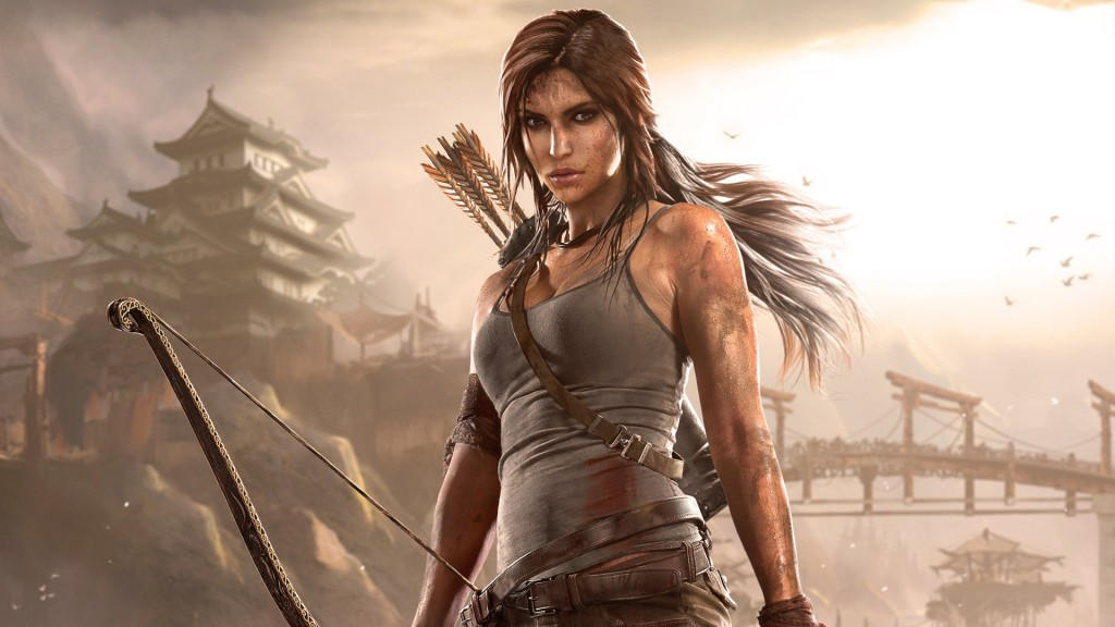 Tomb raider wallpaper5