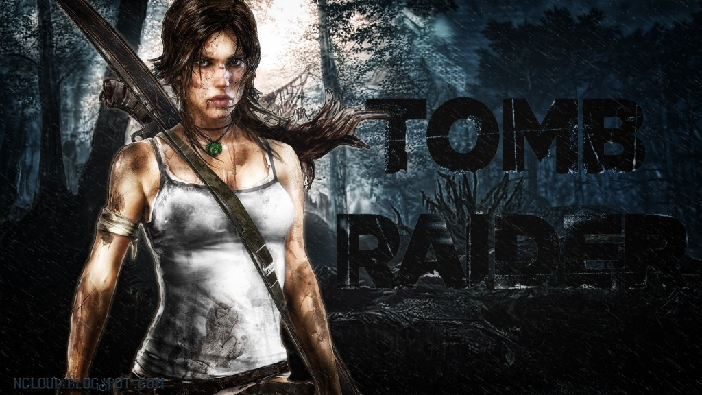 Tomb raider wallpaper6