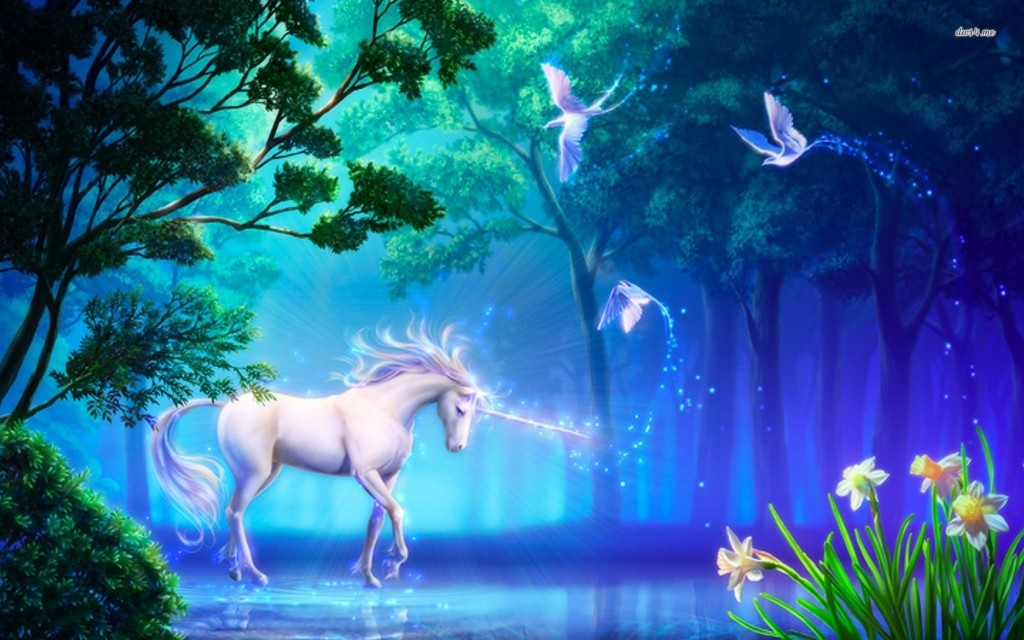 wallpaper3 Unicorn