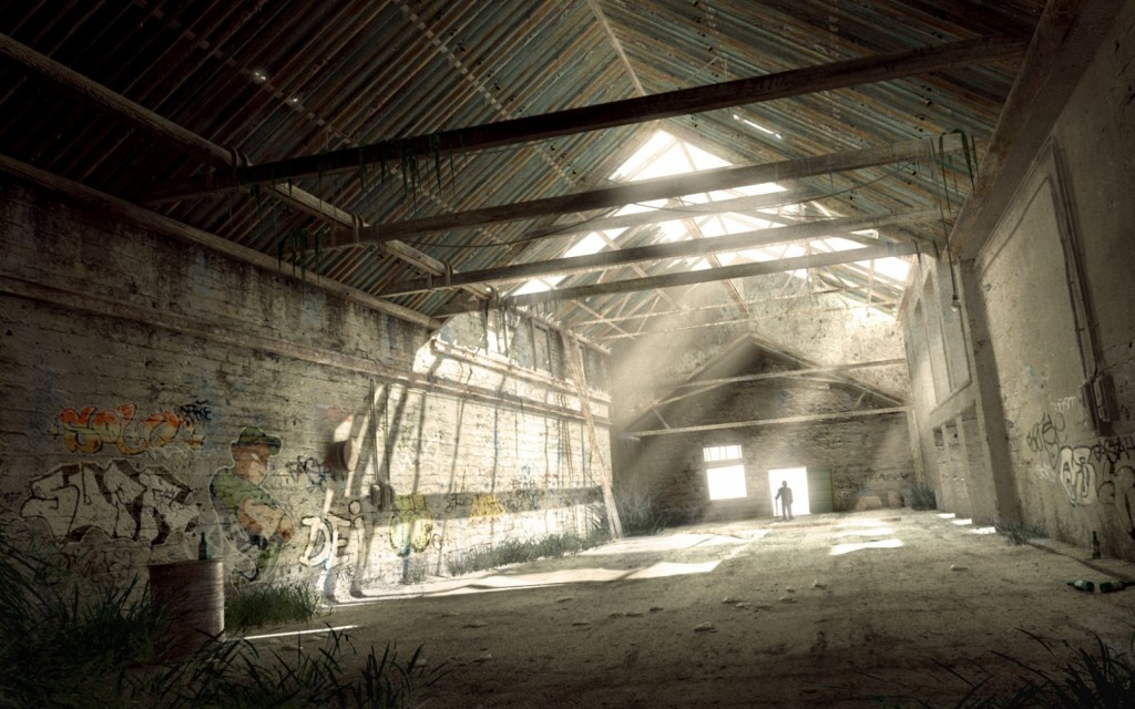 warehouse2 Wallpaper