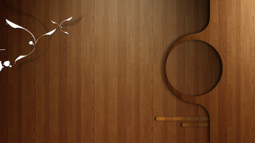 Wallpaper wood 6