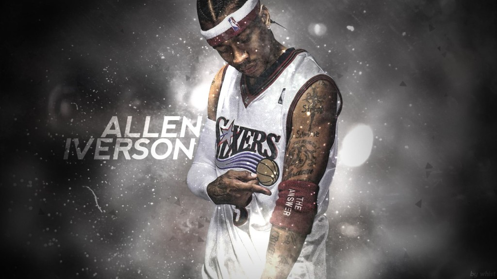 Allen Iverson Wallpapers Wide Desktop