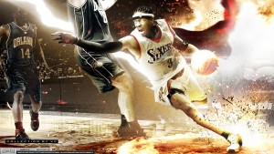 Allen iverson wallpaper HD