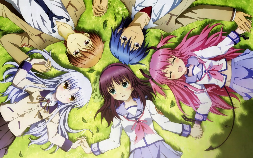 angel beats wallpaper2