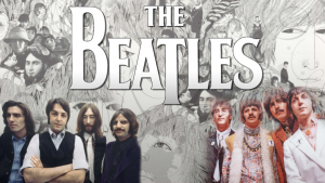 beatles kertas dinding HD