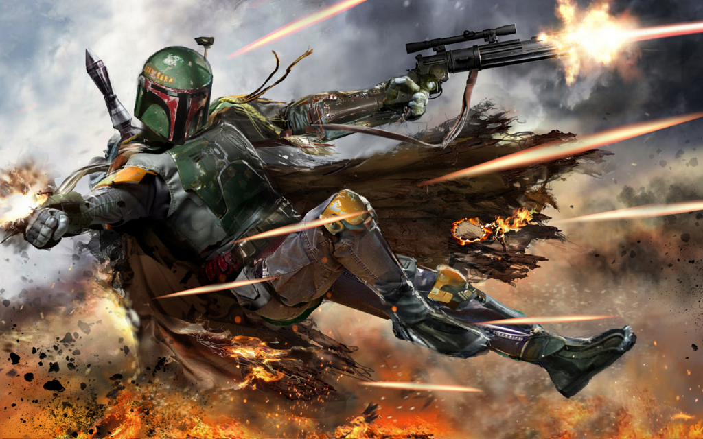 Boba Fett Wallpaper5