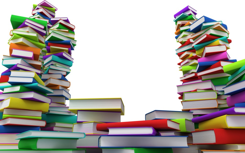 books wallpaper 1
