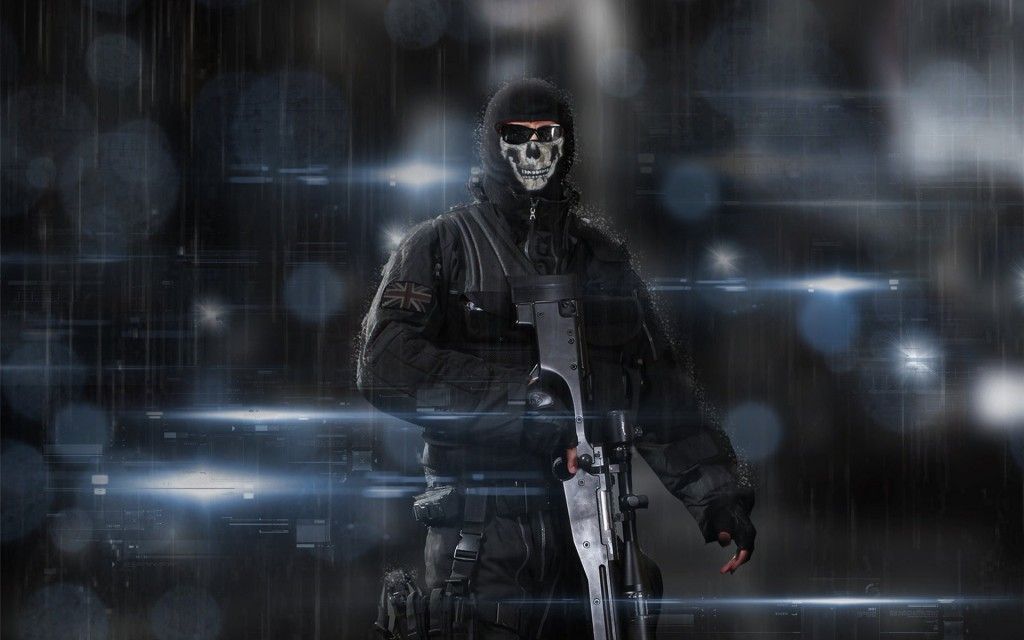 call of duty ghost wallpaper4