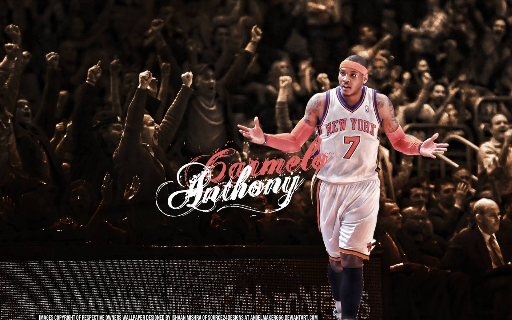carmelo anthony wallpaper2