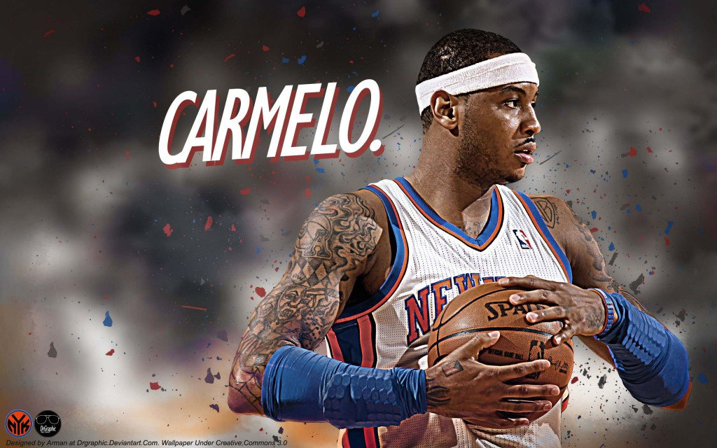 carmelo anthony wallpaper5