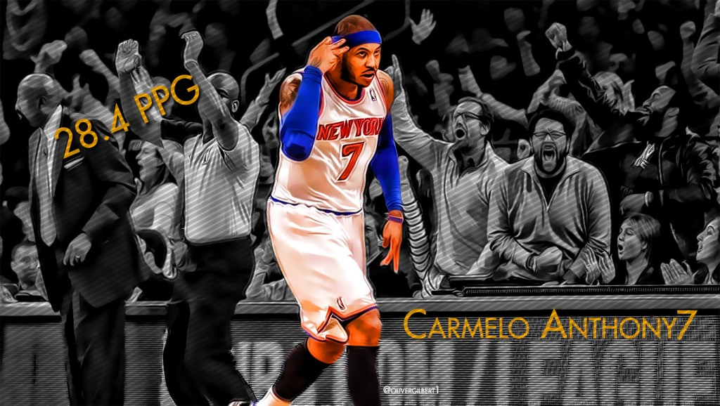 carmelo anthony wallpaper6
