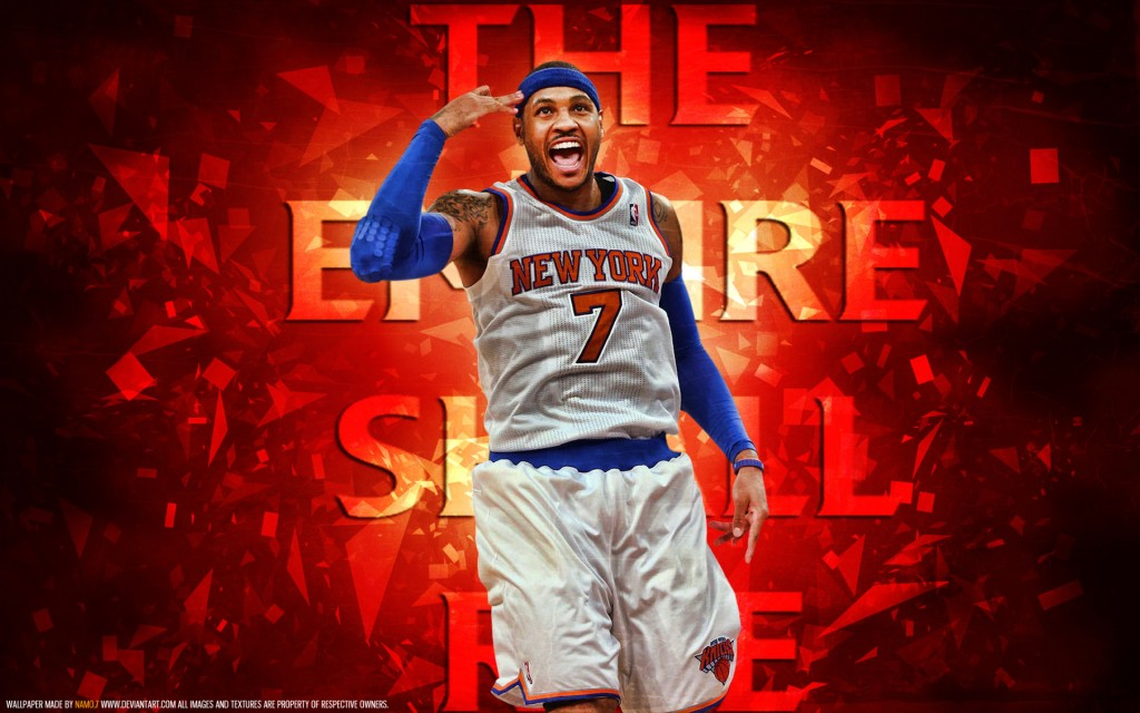 carmelo anthony wallpaper7