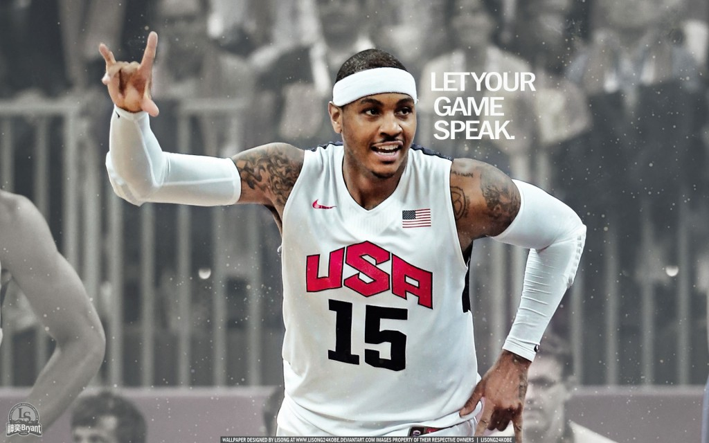 carmelo anthony wallpaper9