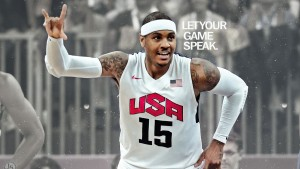 Carmelo Anthony Tapete HD
