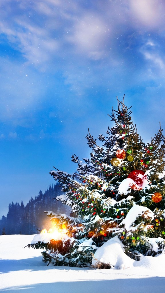 christmas wallpaper for iphone3