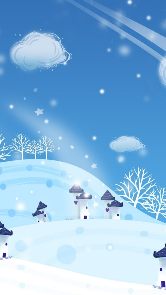 christmas wallpaper for iphone4