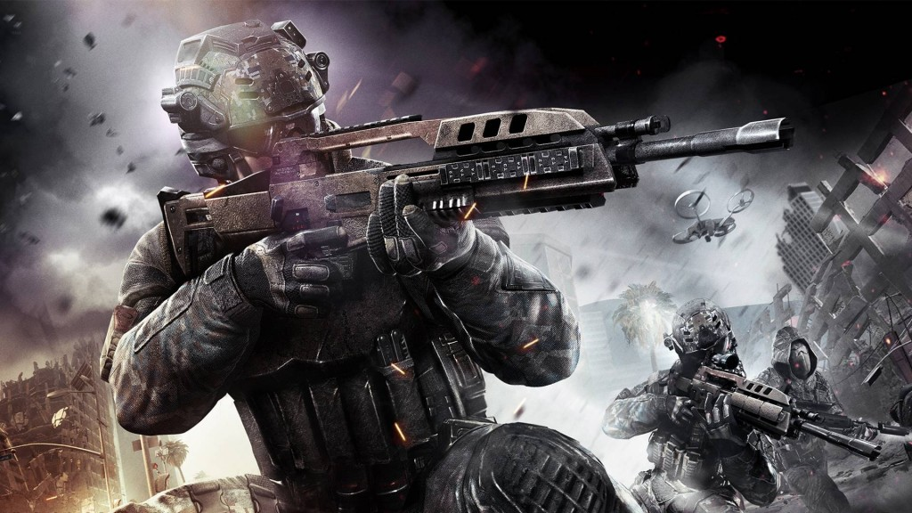 cod parede call-of-duty-hd