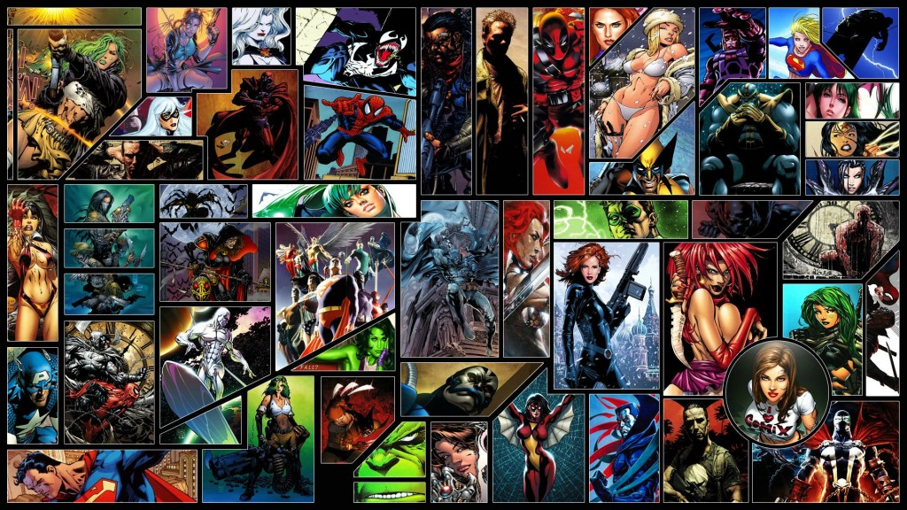 comic book Wallpaper2
